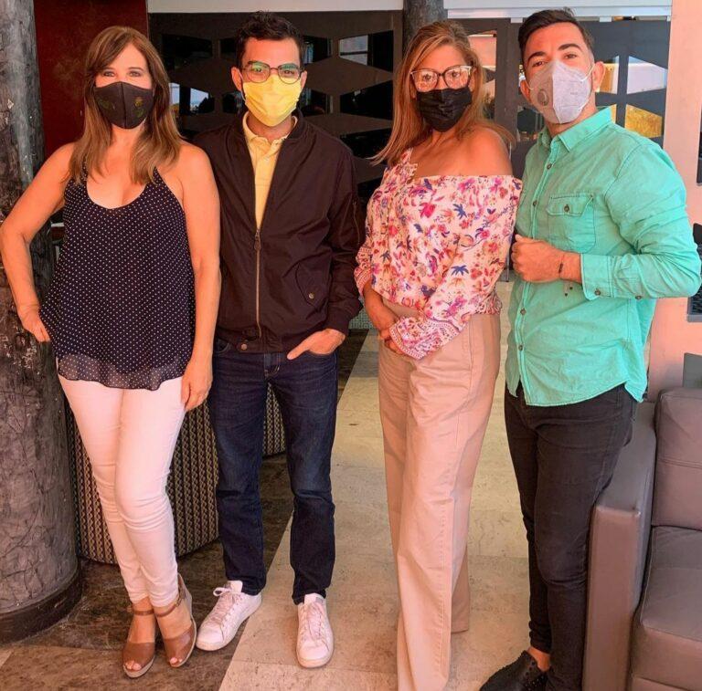 Caminata famac virtual 2021 rueda de prensa entresocios mes rosa